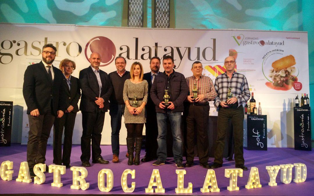 La quinta edición de GastroCalatayud premia a sus mejores tapas